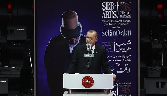 Erdoğan: Modern dönem haramileri hayat damarlarımıza hamle yapıyor