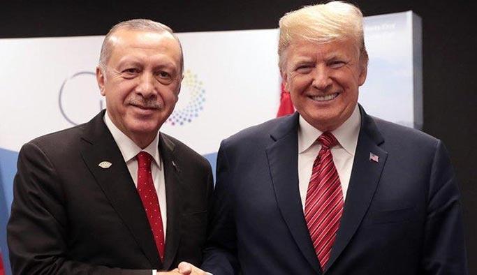 Erdoğan Trump görüşmesinin detayı belli oldu