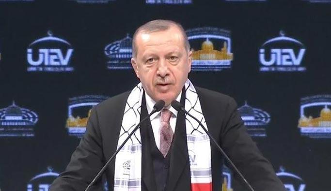 Erdoğan'dan Suud ailesine: Bu millet enayi değildir