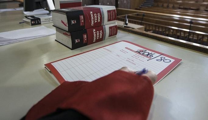 FETÖ'nün 'adliye ve cezaevi yapılanmasına' ceza yağdı