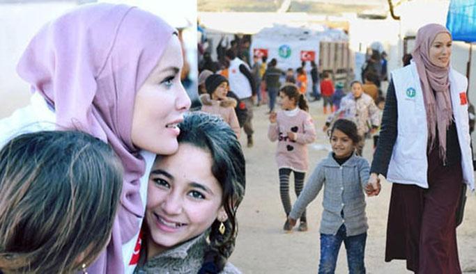 Gamze Özçelik: İdlib'te savaş, yokluk ve babasızlık vardı