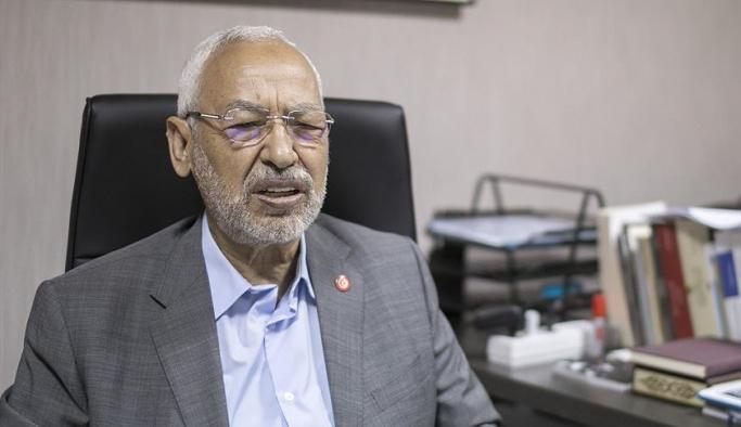 Gannuşi: Tunus geçiş sürecini tamamlayacak
