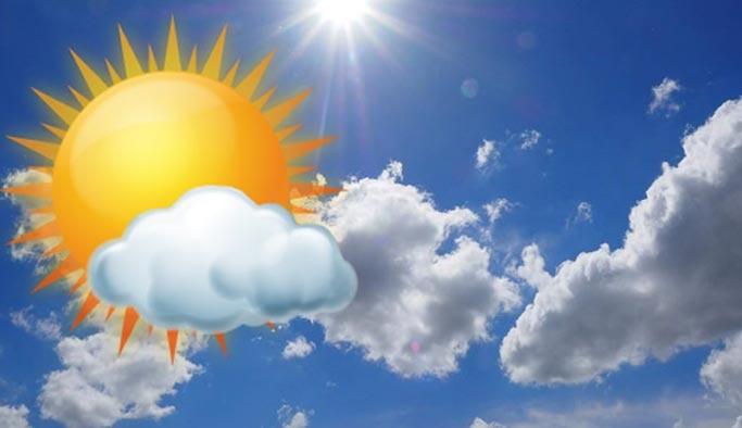 Hafta sonunda hava durumu nasıl olacak - 7 Aralık 2018 hava durumu