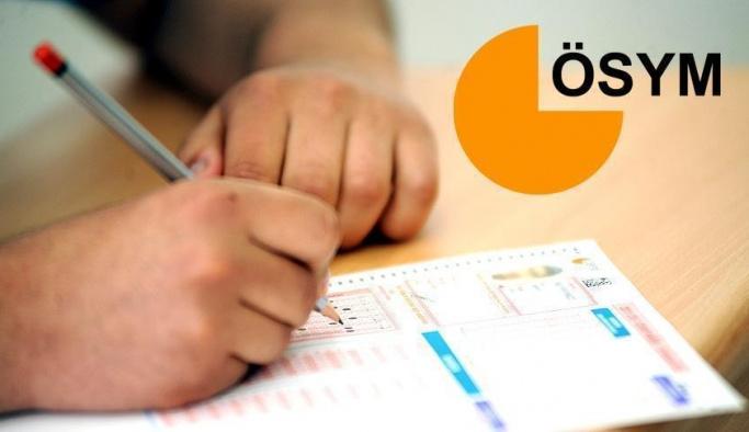 Hayatımız sınav: Bir yılda 9 milyon kişi sadece ÖSYM sınavlarına girdi
