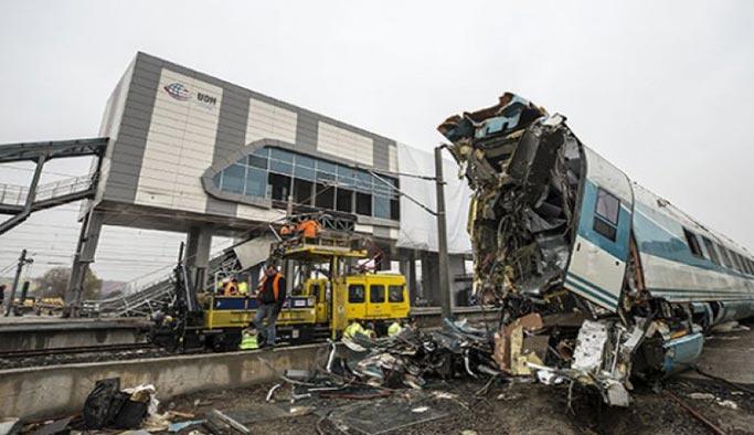 Hızlı tren kazasında son dakika gelişmesi