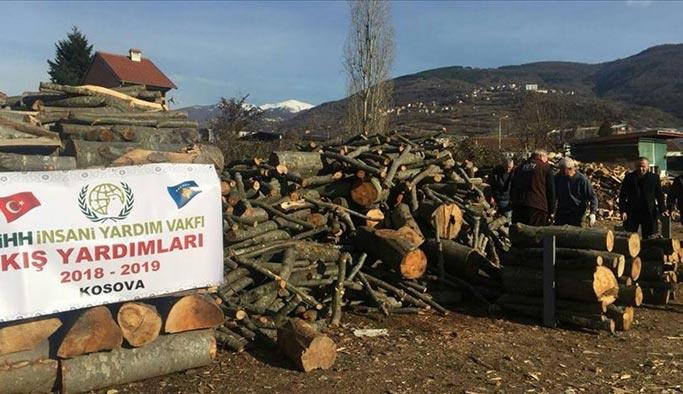 İHH'dan Balkanlar'da kışlık yardımı
