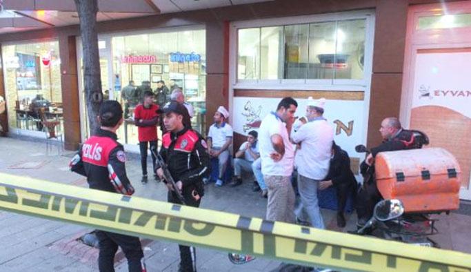 İstanbul'da kebapçıya saldırı
