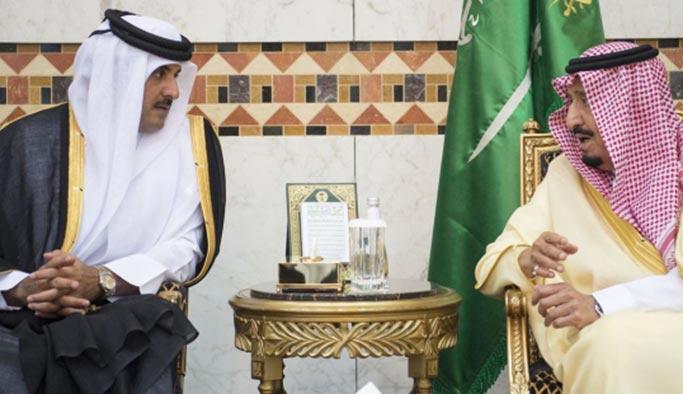 Katar Emiri, Suud Kralı'nın davetini reddetti