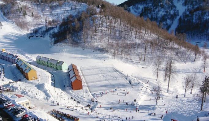 Kış tatiline yoğun ilgi, oteller yüzde 100 doluluğa ulaştı