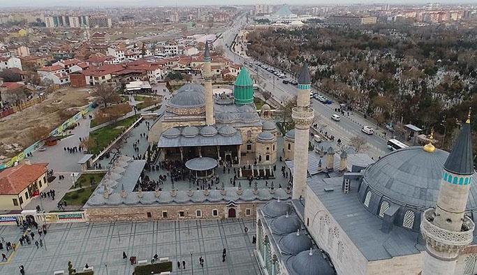 Konya'da 'Selam Vakti'