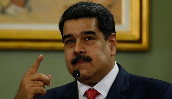 Maduro: Gönlümüzü Türk milleti için açmaya karar verdik