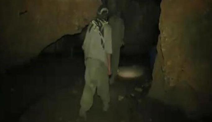 Mağarada kıstırılan 9 terörist ile ilgili yeni gelişme