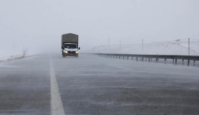 Marmaraya buzlanma uyarısı