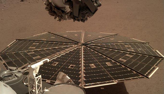 NASA Mars ile ilgili bilgiyi ilk kez paylaştı