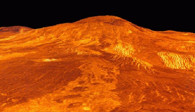 NASA, Venüs cehennemine balon gönderecek