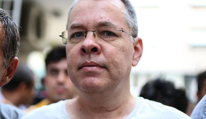 Papaz Brunson: Fetullah Gülen'i Türkiye'ye versinler