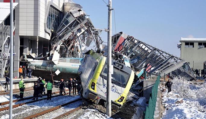 'Tren kazası'nda 3 memur tutuklandı
