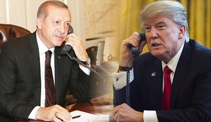 Trump'tan Erdoğan açıklaması