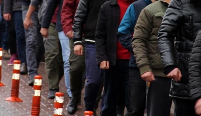 TSK'da 118 asker tutuklandı