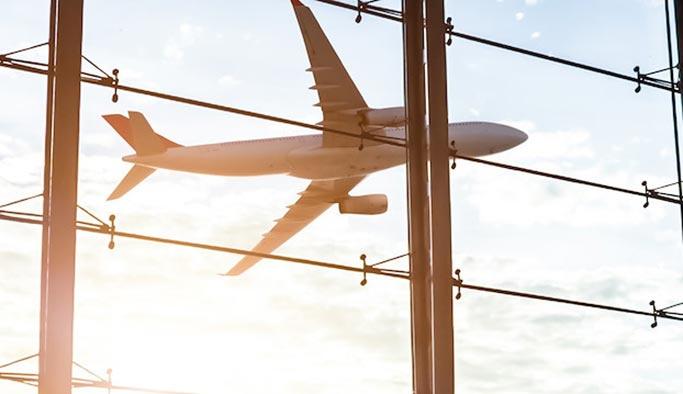 Türkiye'de havacılık sektörü uçuyor