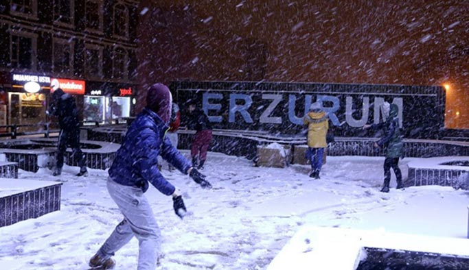Türkiye genelinde hava durumu: Erzurum donuyor - 17 Aralık 2018 güncel tahminler