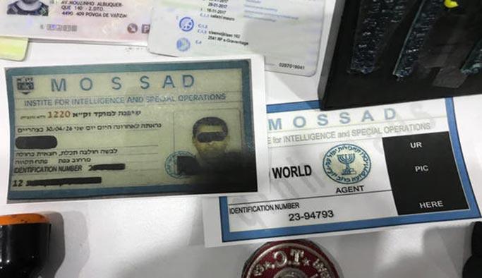 Üzerinden hem MİT hem MOSSAD kimliği çıktı