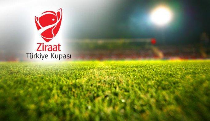 Ziraat Türkiye Kupası'nda son durum