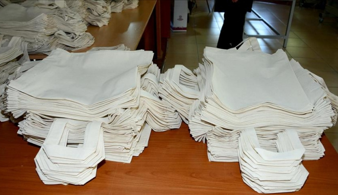 1 milyon bez torba dağıtılacak