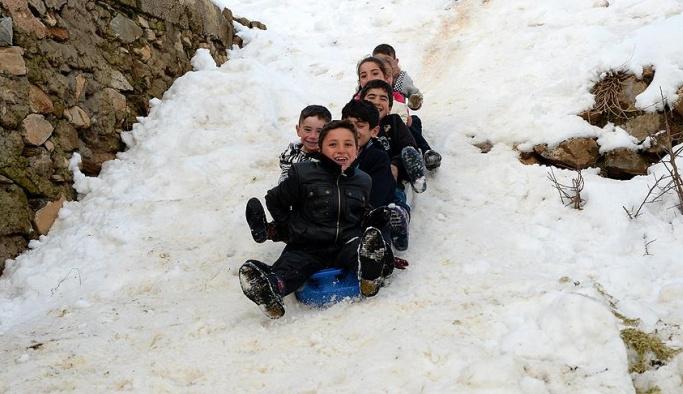 14 Ocak 2019 Pazartesi okullar tatil edilen iller