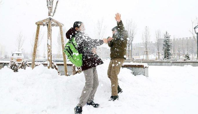 Bir ilden daha kar tatili haberi geldi sayı 22'ye yükseldi