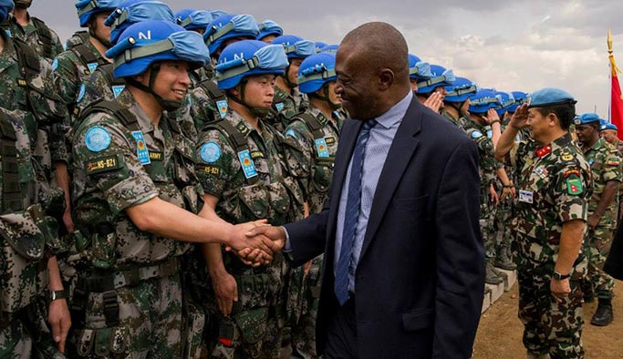 ABD, Çin'in Afrika'da yayılmasından endişeli