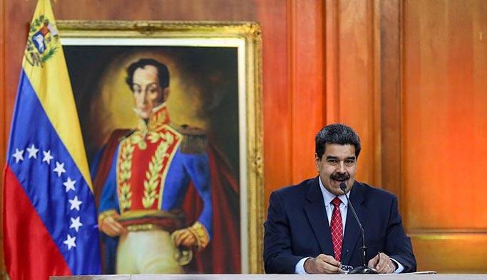 ABD'den skandal adım, Venezuela'nın parasına el koydu