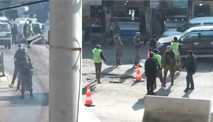 Afrin'de patlama, 2 ölü 12 yaralı