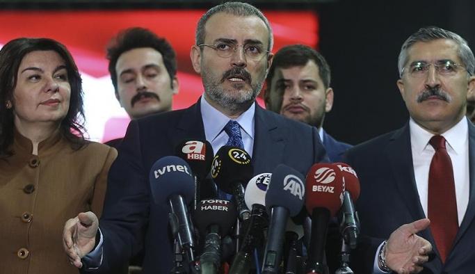 AK Parti 11 maddelik manifesto açıklayacak
