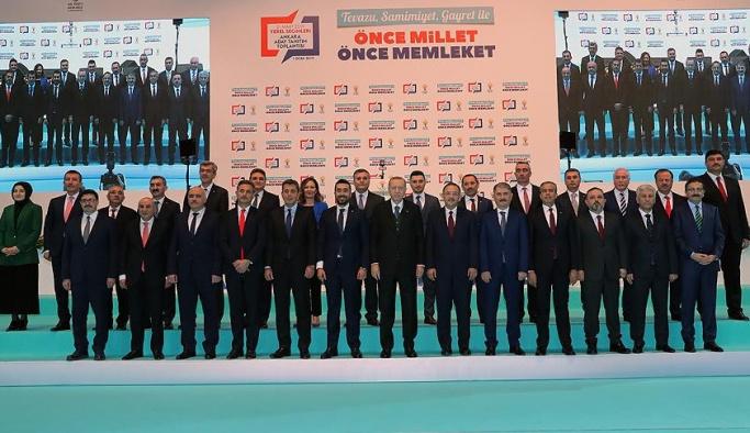 AK Parti Ankara ilçe adayları açıklandı TAM LİSTE