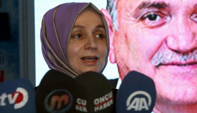 AK Parti Düzce Belediye Başkan Adayları Tanıtım Toplantısı