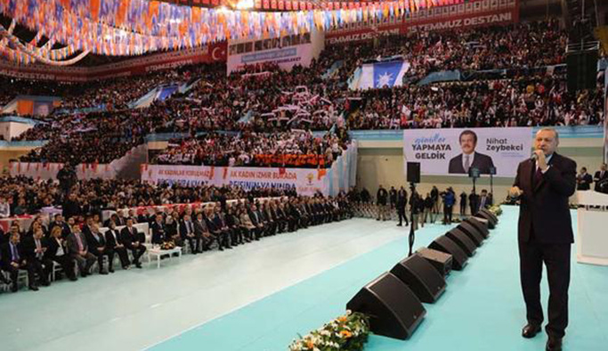 AK Parti İzmir ilçe adayları açıklandı TAM LİSTE