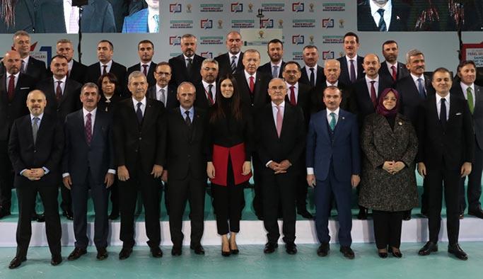 AK Parti Samsun adayları açıklandı TAM LİSTE