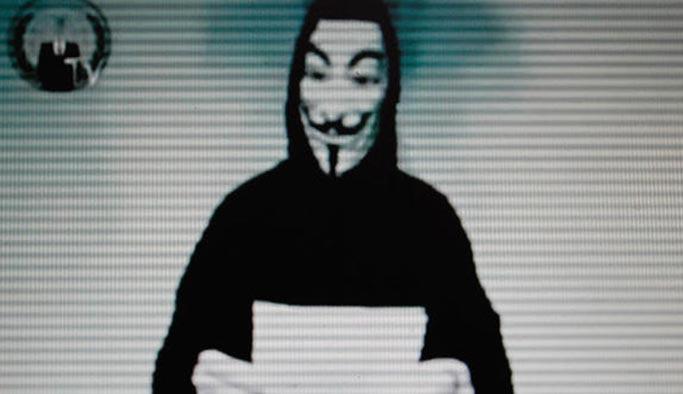 Anonymous AB içindeki gizli teşkilatı deşifre etti