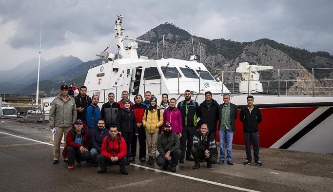 Antarktika Bilim Seferi başlıyor