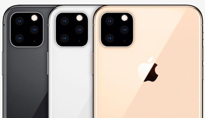 Apple'dan 2019 yılında üç yeni iPhone