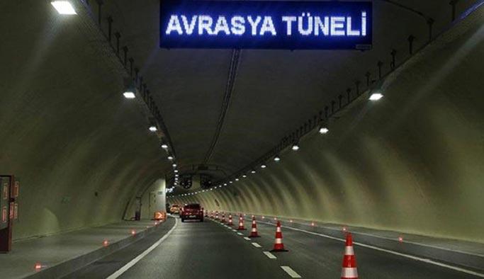 Avrasya Tüneli zammı geri alındı