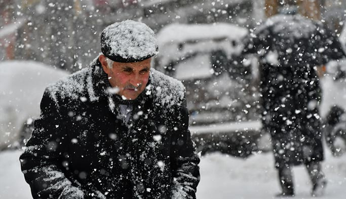 Bayburt eksi 20, Kars eksi 18, Erzurum eksi 17