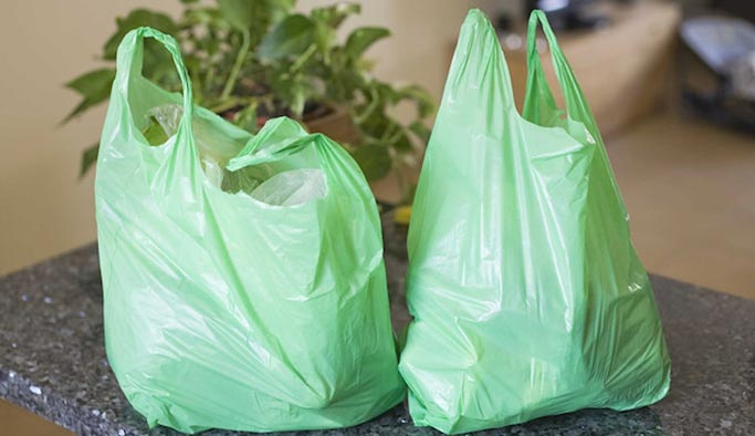 Belçika plastik poşet kullanımını yasaklıyor