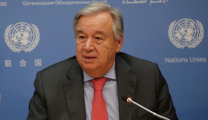 BM: Türkiye'nin güvenlik kaygıları meşrudur ve dikkate alınmalı
