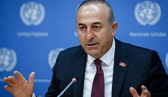 Çavuşoğlu: Saldırının arkasında PKK var