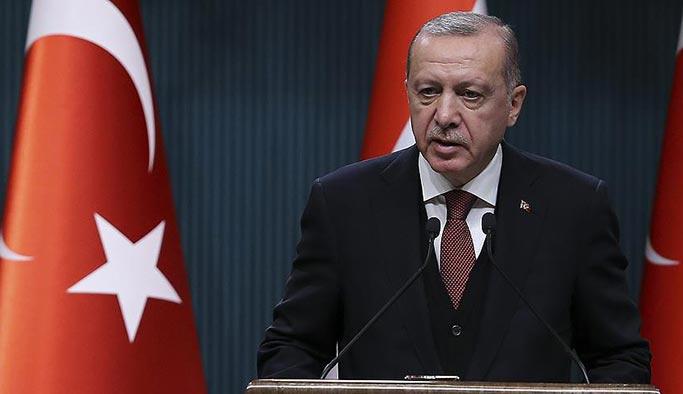 Cumhurbaşkanı Erdoğan: Irak'ın toprak bütünlüğü bizim için önemli
