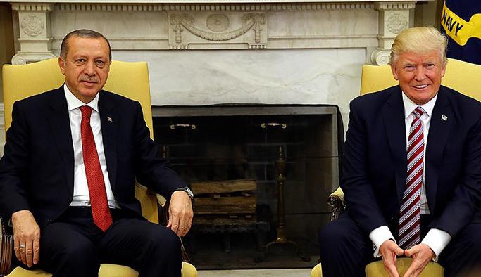 Cumhurbaşkanı Erdoğan: Türkiye'nin Münbiç'te güvenliği devralmaya hazır