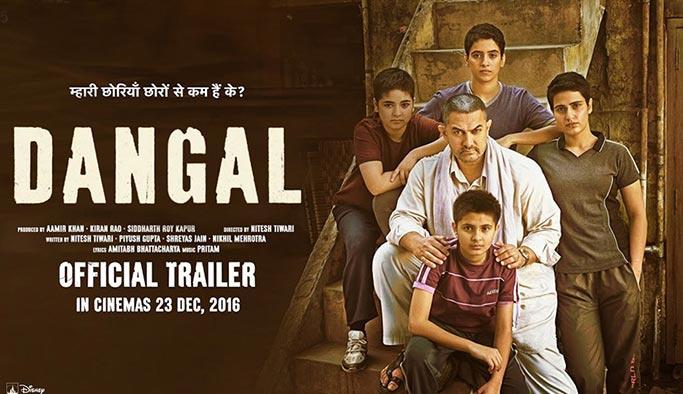 Dangal Filmi: Konusu, Yönetmeni, Başrol oyuncuları, iMDb puanı ve diğer detaylar