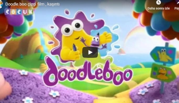 Doodle Boo Çizgi Filmi İzle - Dudlebu